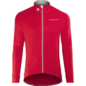 Endura FS260-Pro Jetstream Maillot manga larga Hombre, red